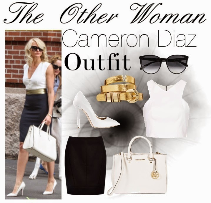 Fashion Beauty Inc: The Other Woman: Cameron Diaz Outfit